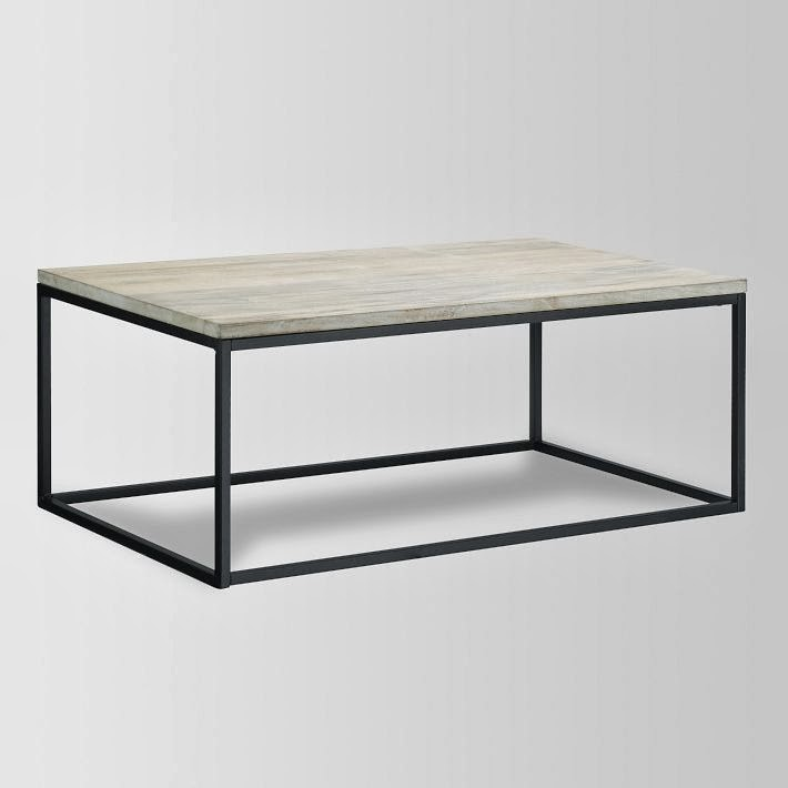 West Elm Coffee Table Dupe
