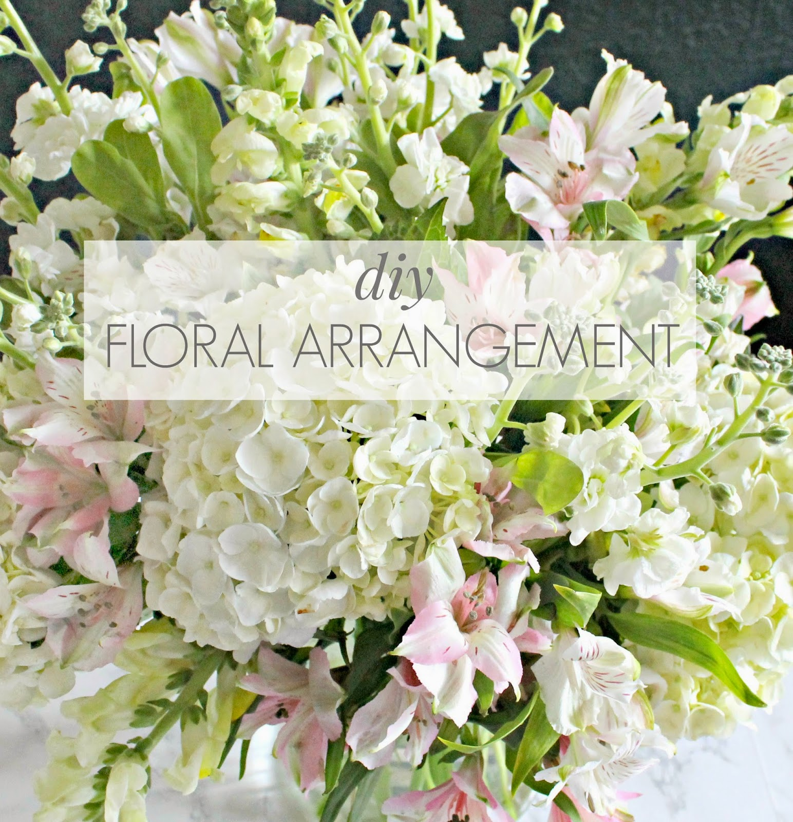 Flower Arranging Made Easy