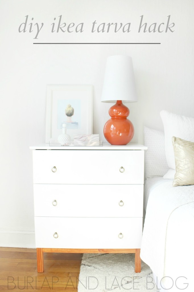 diy ikea tarva. Ikea Tarva Chests Shortly After We Moved, But I\u0027ve Only Just Recently Put The Finishing Touches On. It Was Such A Simple DIY That I Wanted To Share Diy