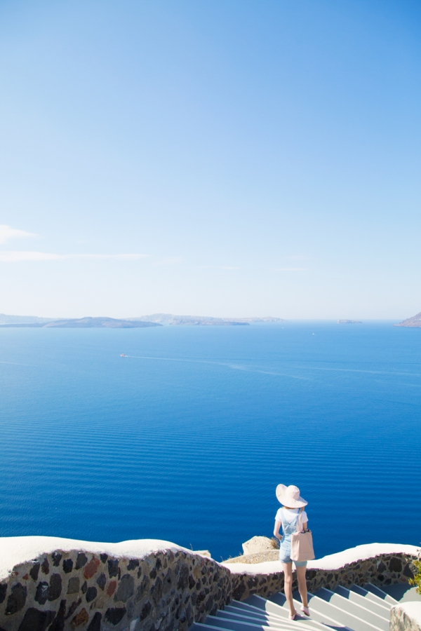 I WANT TO GO TO THERE: Santorini, Greece