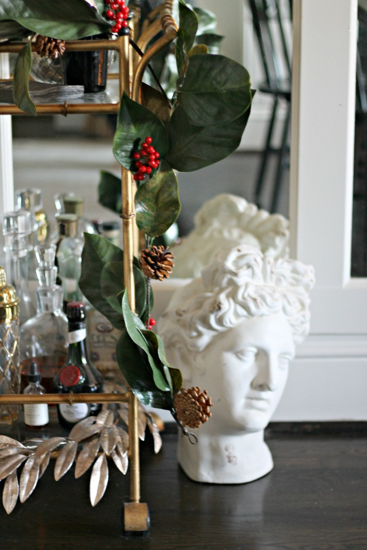 Christmas Home Tour with At Home